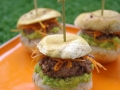 burger champignon