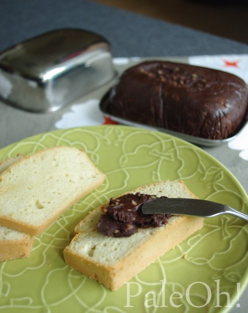 beurre crunchy paleo glutenfree