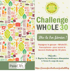 Challenge Whole30