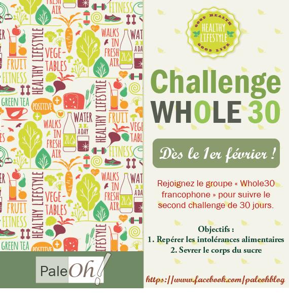 Challenge janvier