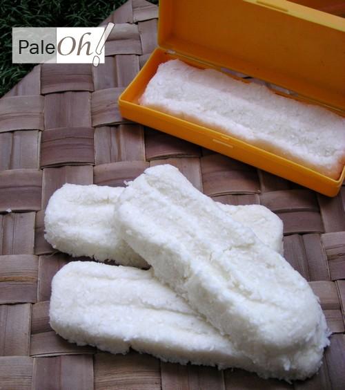 Barres Proteinees A La Noix De Coco Sans Cuisson Paleoh
