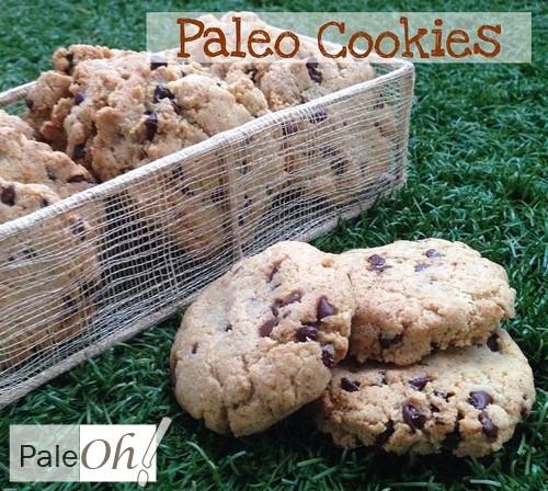cookies paleo
